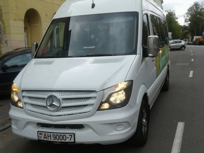 Mercedes Sprinter LUX #2