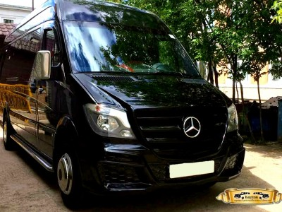 Mercedes Sprinter LUX #1