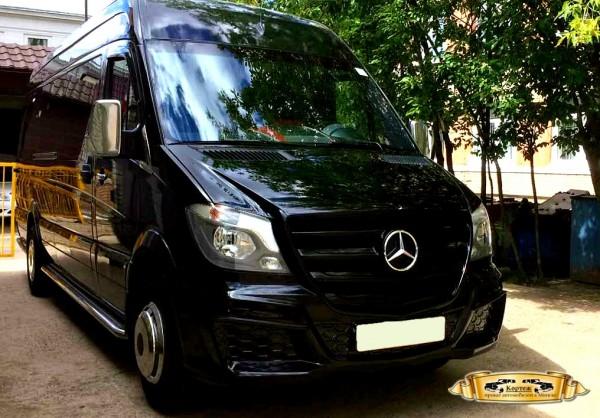 Mercedes Sprinter LUX #1